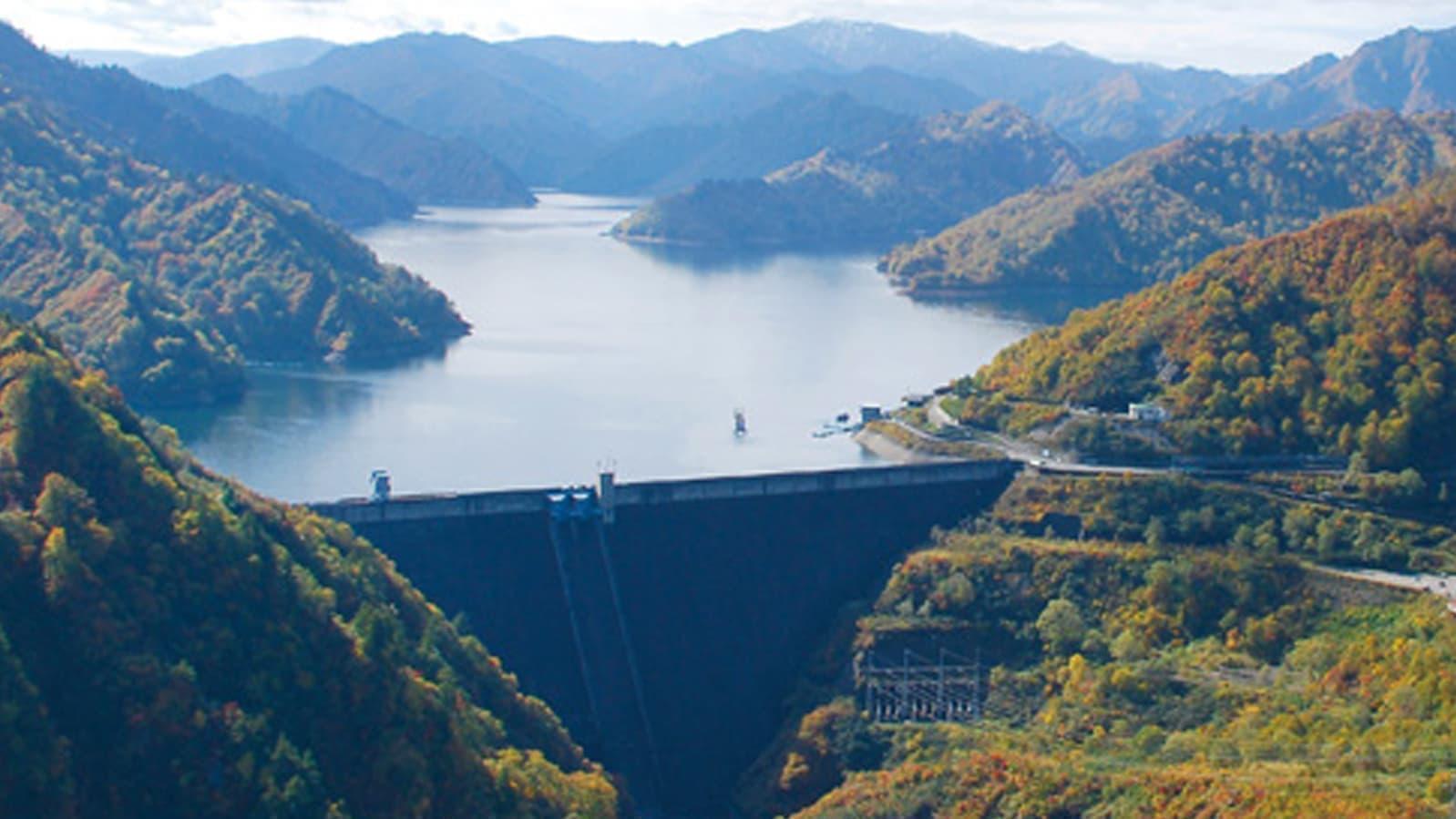 ダム 奥 只見 ダム|只見町公式ホームページ|福島県
